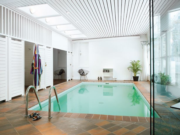 Nordic Homes Swimming Pool In The Kitchen Nordic Bliss