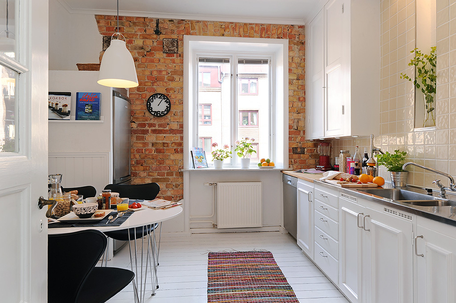 A Swedish Kitchen Nordic Bliss