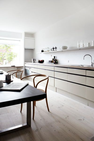 lovely scandinavian style interior design | Scandinavian minimalism | Nordic Bliss