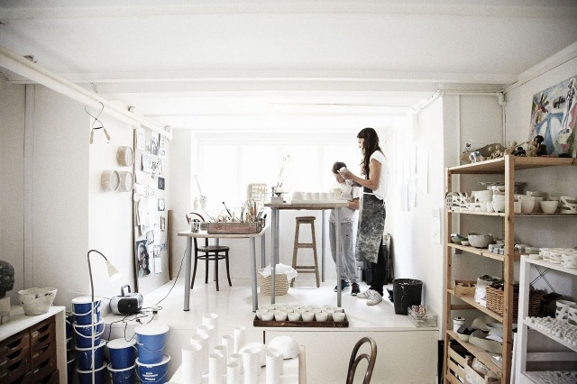 Danish Ceramic Studio Sukima Nordic Bliss