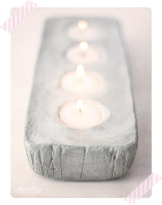 concrete diy from signe pling nordic bliss. Black Bedroom Furniture Sets. Home Design Ideas
