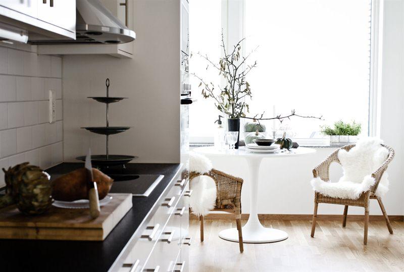 Grey and mauve nordic bliss - Danish interior design ideas nordic simplicity ...